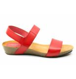 CASARINI 19020 sandaal rood