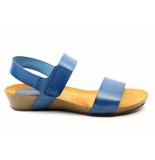 CASARINI 19020 sandaal blauw