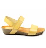 CASARINI 19020 sandaal geel