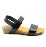 CASARINI 19020 sandaal zwart