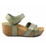 CASARINI 19019 sandaal groen