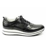 Nero Giardini P907542 sneaker zwart