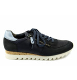 Paul Green 85 sneaker blauw