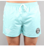 Black Bananas F.c. swimshort blauw
