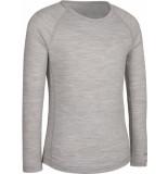 Icebreaker Junior bodyfit 200 shirt oasis grijs
