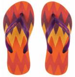 Amazonas Violet kinderslippers enjoy new miss girl oranje
