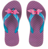 Amazonas /acqua kinderslippers enjoy poa girl roze