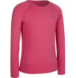 Icebreaker Junior bodyfit 200 (onderkleding) oasis crewe bloom roze