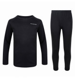 Dare2b Thermo ondergoed set cool off ii baselayer zwart