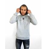 Explicit  Brand hoodie 1811-02 - grijs