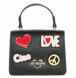 Love Moschino Bag zwart