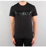Versace Jeans couture slim mc logo print zwart