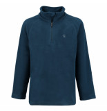 Color Kids Oceaan fleece skipully sandberg sneldrogend blauw