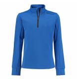 Brunotti Cobalt skipully terni tricot fleece blauw
