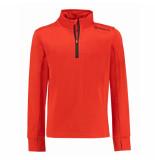Brunotti Spicy skipully terni tricot fleece oranje