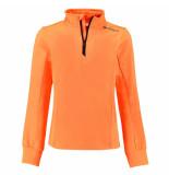 Brunotti Fluo skipully terni tricot fleece oranje