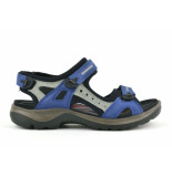 ECCO Sandalen blauw