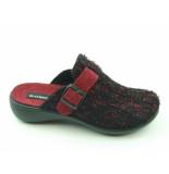 Romika Pantoffels rood