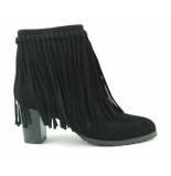 Vivian Ray Korte laarzen zwart