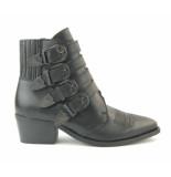Deabused Korte laarzen zwart