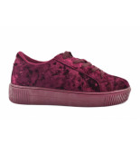 Miss Behave Sneakers rood