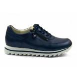 Waldläufer Sneakers blauw