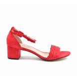 Ella Cruz Sandalen rood