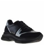 BTMR Sneakers zwart