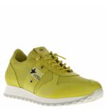 Cetti Sneakers leer groen