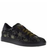 Stokton Heren sneakers groen