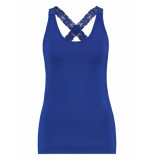 Studio Anneloes T-shirts tops 129561 blauw