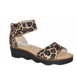 Gabor Gabor artikelnummer 21.610-32 sandaal enkelbandje leopard print