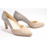 Lilian 11036 pumps taupe