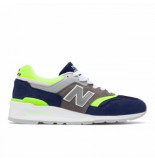 New Balance Men m997 lbl blue yellow