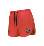 Black Bananas F.c. swimshort rood