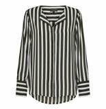 Selected Femme dynella shirt groen