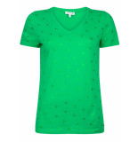Tramontana T-shirt bright green groen