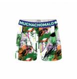 Muchachomalo Men short life is a glitch