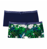 Muchachomalo Ladies 2-pack short buggin around