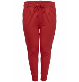 Only Carmakoma Cargoldtrash rib pant ss19 15175610 high risk red/as sample rood