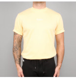 Splinter Miami t-shirt geel