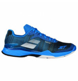 Babolat Tennisschoen jet mach ii all court men diva blue black blauw