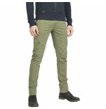 PME Legend Airfoil chino peached twill comfor 6149-30 groen