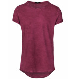 Tigha T-Shirt rood
