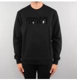 Versace Jean couture logo glo zwart