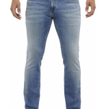 Tommy Hilfiger Slim-scanton-jeans blauw