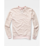 G-Star Core-round-sweat roze