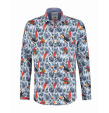 A Fish Named Fred Shirt-toucan wit