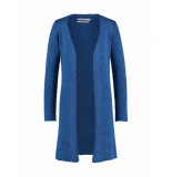 Aaiko Trava pan cardigan 401 blauw