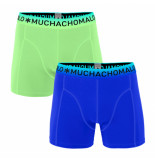 Muchachomalo Men 2-pack short solid